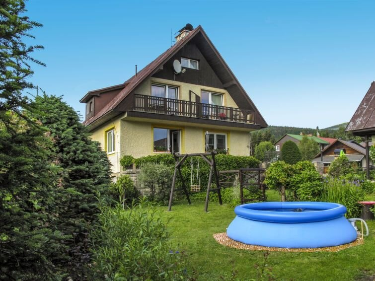 Ferienwohnung Novy Svet (HRA150) in Harrachov - 8 Personen, 3 Schlafzimmer, vacation rental in Szklarska Poreba