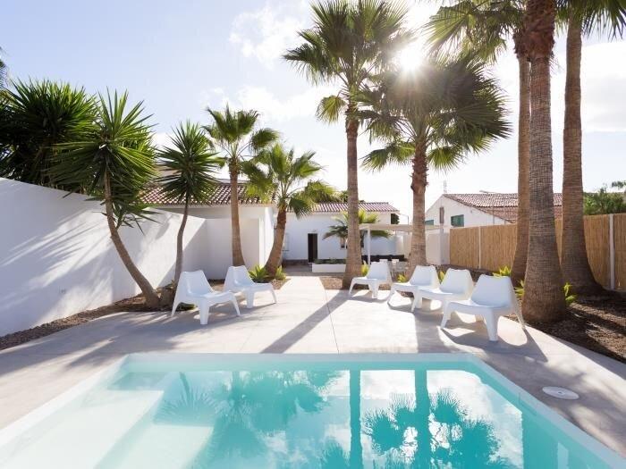 Ferienhaus Palm-Mar für 1 - 6 Personen mit 3 Schlafzimmern - Ferienhaus, location de vacances à Cho