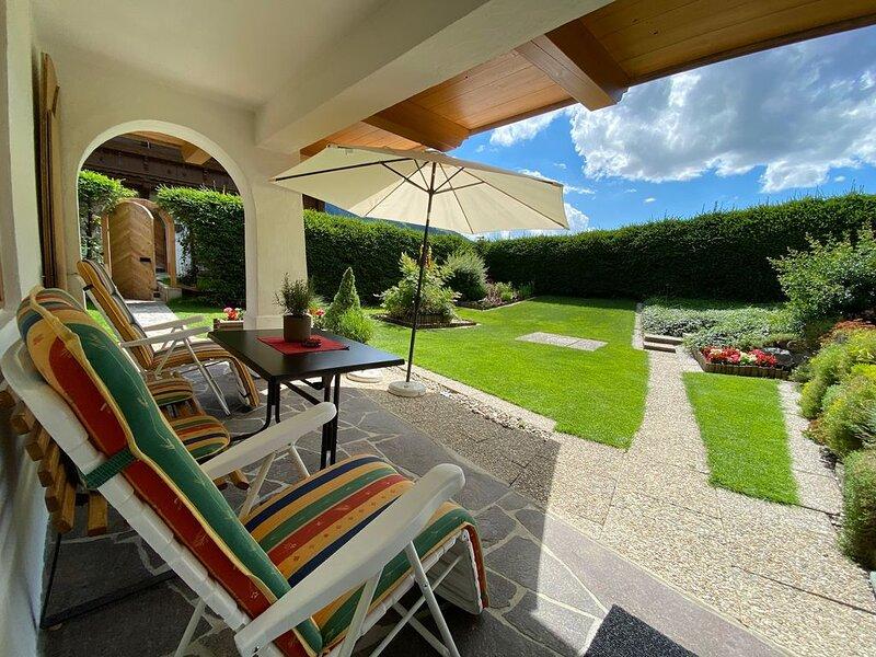 Gartenwohnung an der Familienabfahrt, alquiler vacacional en Brixen im Thale