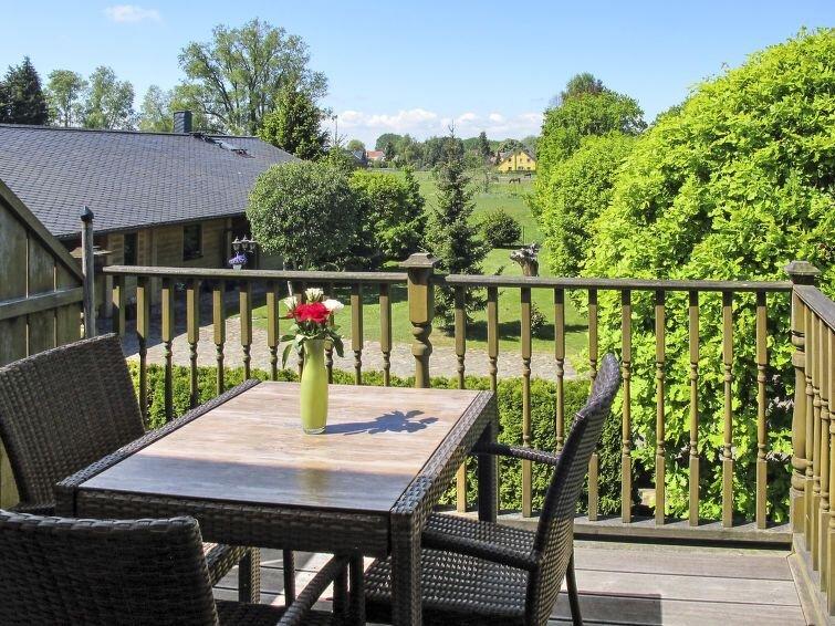 Apartment Haus Seepferdchen  in Zinnowitz, Usedom - 3 persons, 1 bedroom, casa vacanza a Zinnowitz