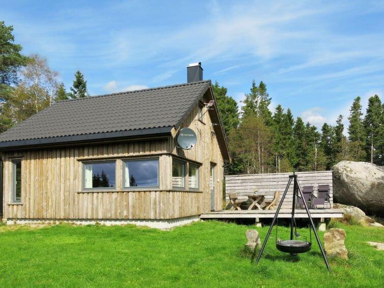 Ferienhaus Lolandbu (SOW405) in Vigeland - 4 Personen, 2 Schlafzimmer, location de vacances à Mandal Municipality