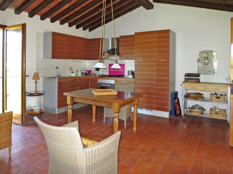 Ferienhaus Lara (BCC165) in Boccheggiano - 2 Personen, 1 Schlafzimmer, vacation rental in Ciciano