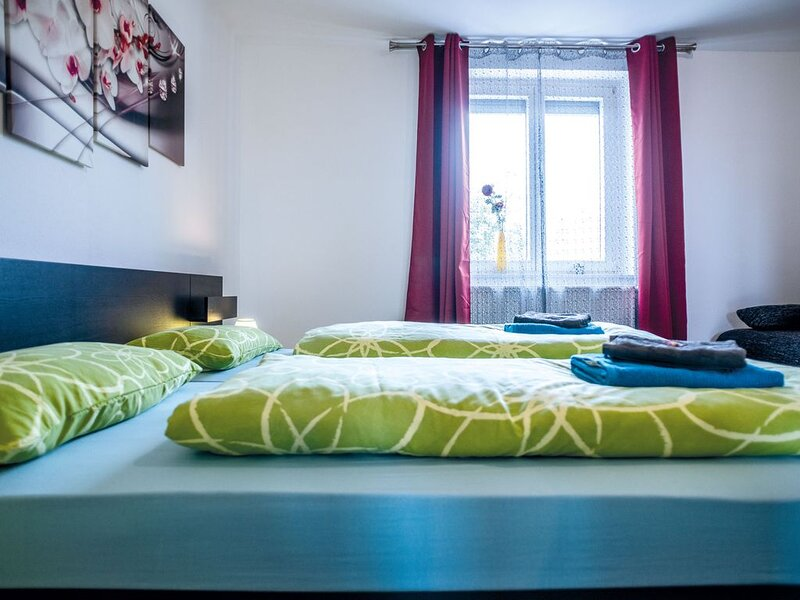 Apartment 2 'Weltenbummler' – semesterbostad i Bad Duerrheim
