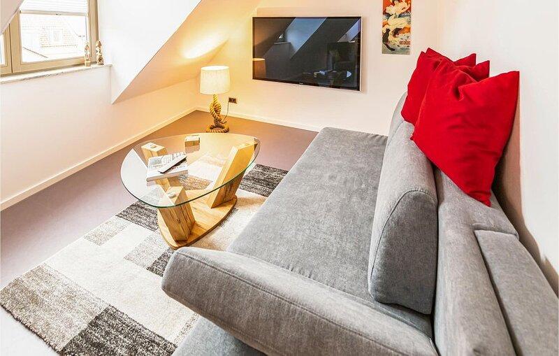 1 Zimmer Unterkunft in Erfurt – semesterbostad i Straussfurt