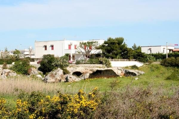 Ferienhaus Torre Santa Sabina für 3 - 6 Personen mit 2 Schlafzimmern - Ferienhau, vacation rental in Carovigno