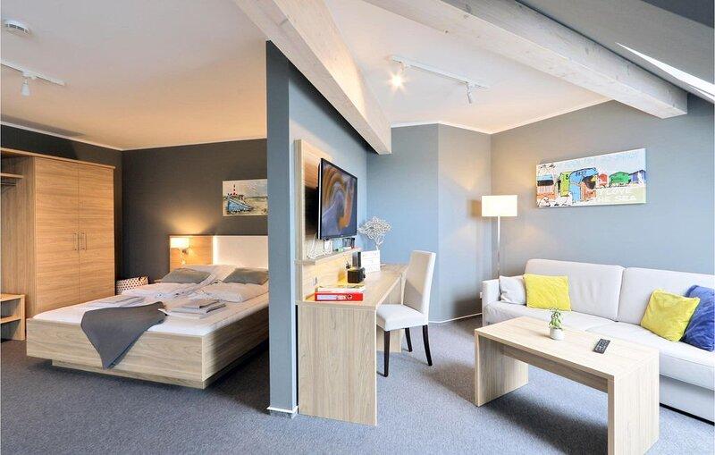 1 Zimmer Unterkunft in Dagebüll, holiday rental in Dagebull