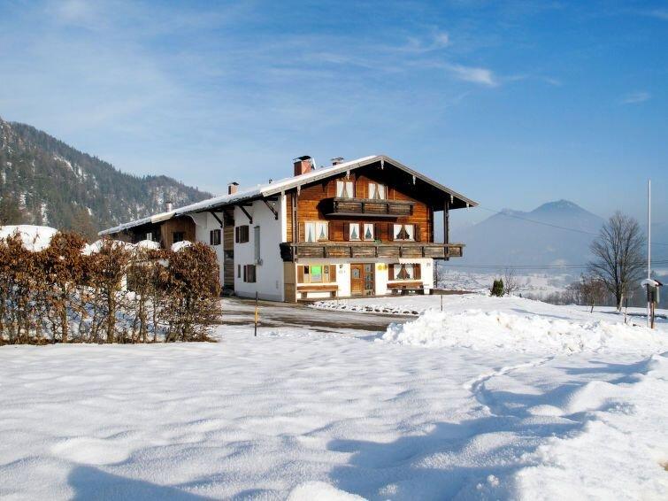 Apartment Wohnung Widhölzl  in Reit im Winkl, Bavarian Alps - Allgäu - 6 person, Ferienwohnung in Reit im Winkl