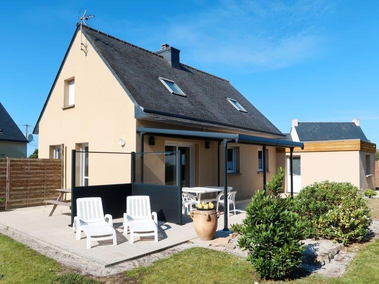 Ferienhaus Rève de Plage (TEC202) in Santec - 2 Personen, 1 Schlafzimmer, location de vacances à Santec