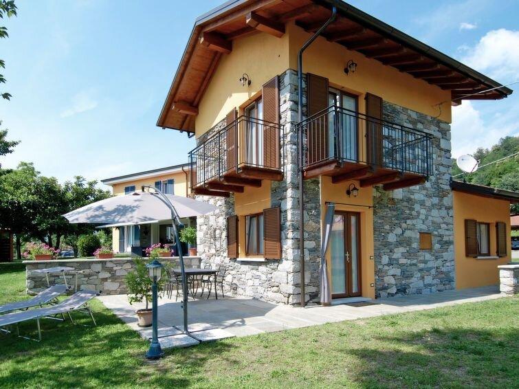 Ferienhaus La Casa di Pipot (ORA295) in Orta San Giulio - 4 Personen, 1 Schlafzi, alquiler vacacional en Province of Novara