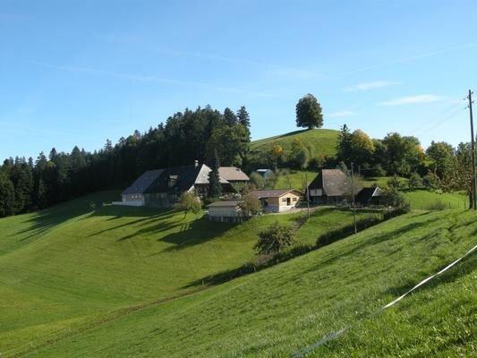 Ferienwohnung Heimisbach für 4 - 7 Personen mit 2 Schlafzimmern - Ferienwohnung, vacation rental in Utzigen