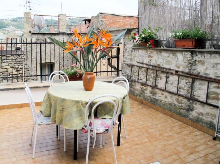 Vacation home Casa Gaia  in Taggia, Liguria: Riviera Ponente - 4 persons, 2 bed, casa vacanza a Taggia