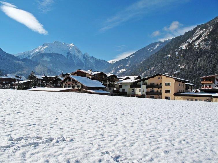 Vacation home Haus Wegscheider  in Mayrhofen, Zillertal - 2 persons, 1 bedroom, vacation rental in Mayrhofen