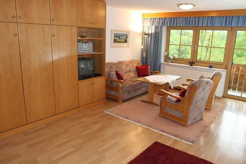 Gemütliches 1-Zimmer-Appartement mit Südbalkon, holiday rental in Klatovy