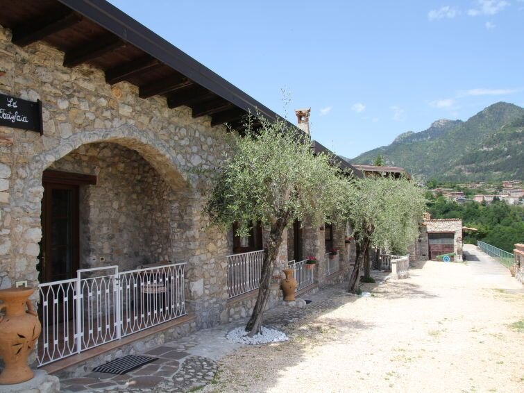 Ferienwohnung La Tartufaia (TMO101) in Tremosine - 3 Personen, 1 Schlafzimmer, casa vacanza a Tremosine sul Garda