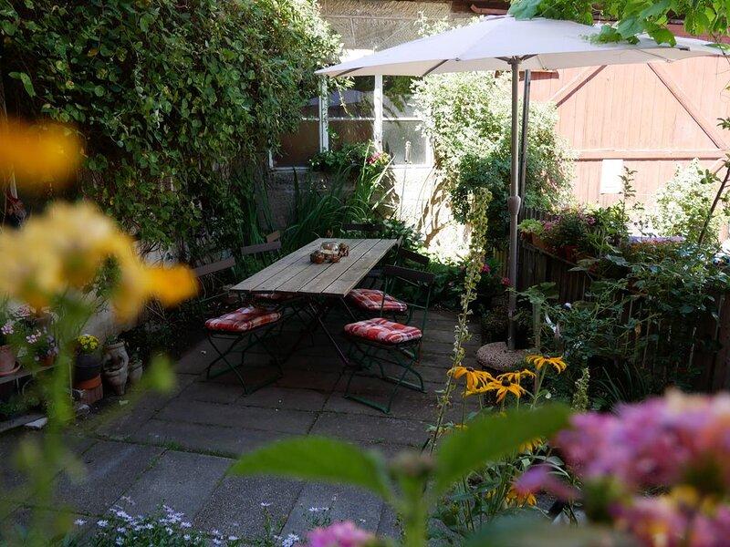 Gemütliche Ferienwohnung in ruhiger Lage, holiday rental in Ramsberg