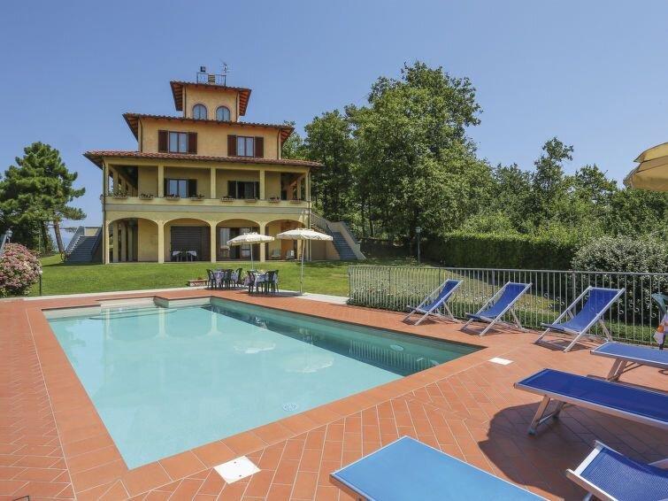 Ferienhaus Le Castagne (SBR150) in San Baronto - 16 Personen, 7 Schlafzimmer, location de vacances à Giugnano
