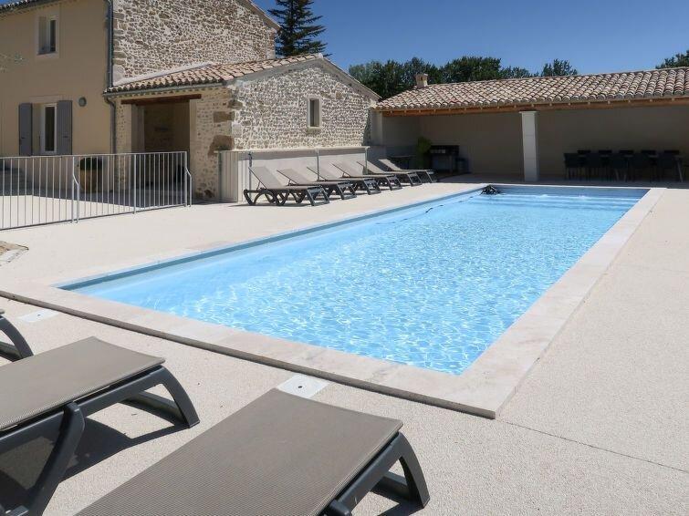 Ferienhaus La Machotte (VSN160) in Visan - 12 Personen, 6 Schlafzimmer, vacation rental in Valreas