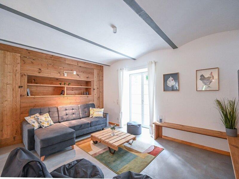 FarmHouse Eckartsberg - Gemütliche Ferienwohnung - Maisonette, holiday rental in Oybin