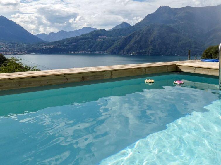 Ferienwohnung Casa Nina Belvedere (VNA227) in Varenna - 4 Personen, 1 Schlafzimm, Ferienwohnung in Regoledo
