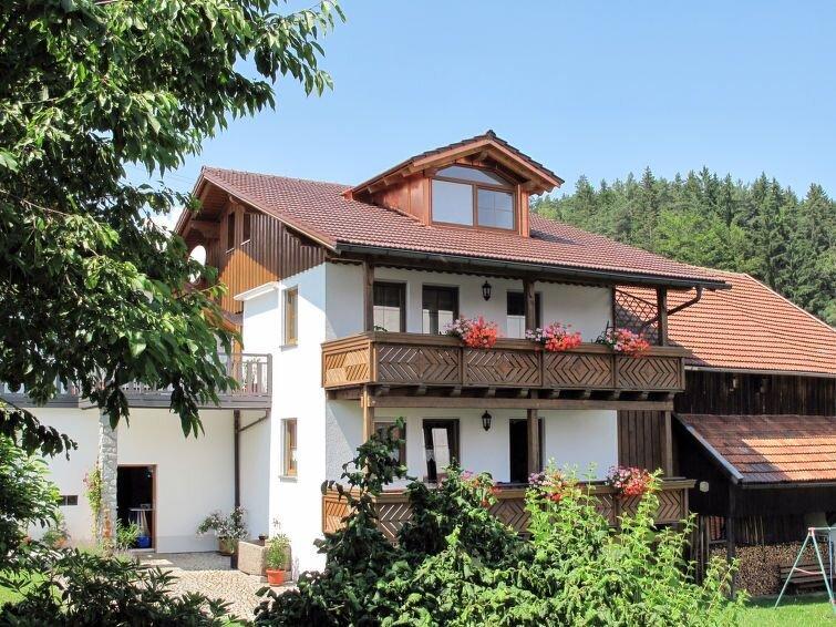 Ferienwohnung Kühbeck (BIM165) in Bischofsmais - 4 Personen, 2 Schlafzimmer, location de vacances à March