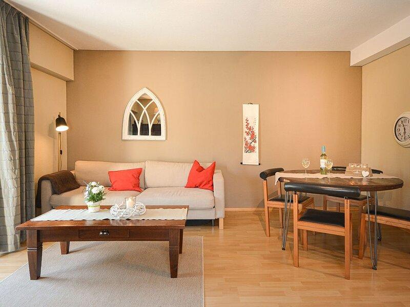 Galeriewohnung Premium, 67qm, 1 Schlafzimmer, max. 4 Personen