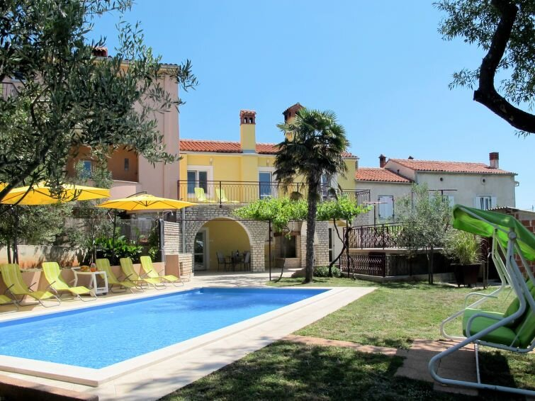 Ferienhaus Duje & Mare (MDN184) in Medulin - 8 Personen, 3 Schlafzimmer, vacation rental in Liznjan