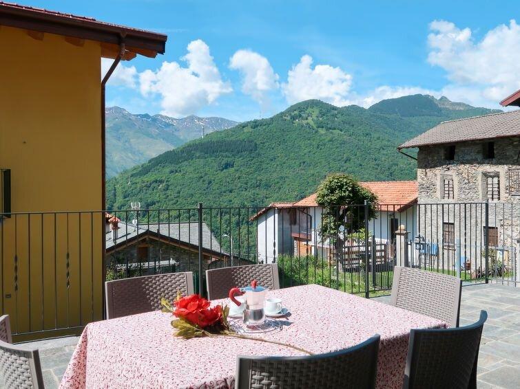 Ferienwohnung Misi (GRV422) in Gravedona - 5 Personen, 1 Schlafzimmer, alquiler vacacional en Province of Como