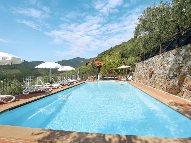 Ferienwohnung S. Bastiano in Buti - 6 Personen, 3 Schlafzimmer, casa vacanza a Bientina
