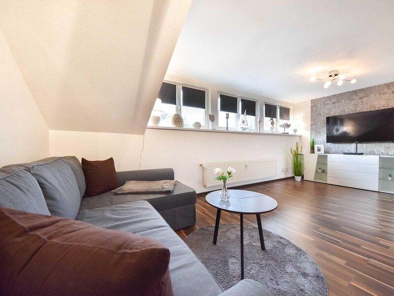 Die Villa zur See erwartet Sie im Herzen des Ostseebades Heringsdorf und bietet, Ferienwohnung in Seebad Heringsdorf