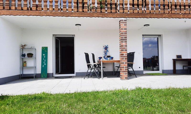 Gartenwohnung am Speckberg, holiday rental in Eichstatt