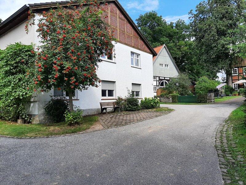 Gemütliche Ferienwohnung. In Steinheim / Ottenhausen., location de vacances à Steinheim