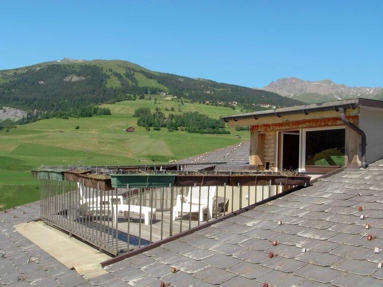 Ferienwohnung Cresta (SAV125) in Savognin - 7 Personen, 3 Schlafzimmer, vacation rental in Cresta