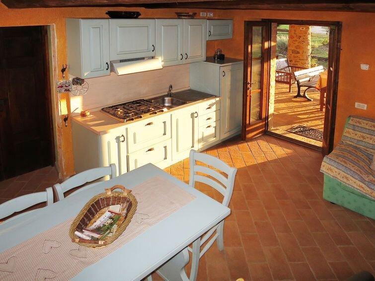 Ferienwohnung Glicine (PAT202) in Prata - 5 Personen, 2 Schlafzimmer, holiday rental in Montieri