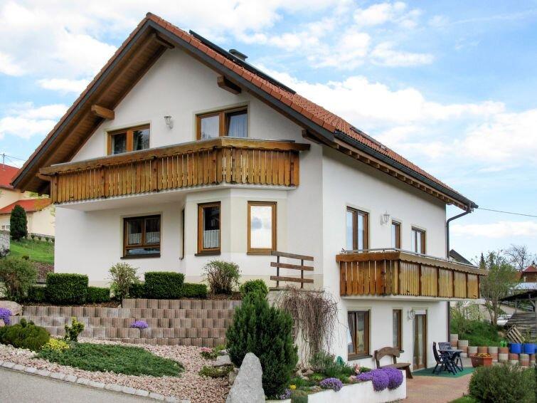 Apartment Haus Alpenblick  in Ühlingen - Brenden, Black Forest - 3 persons, 1 b, vacation rental in Endingen