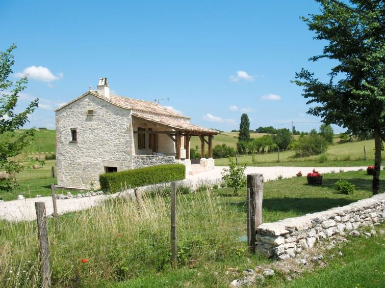 Ferienhaus La Bergerie (LBQ400) in Lalbenque - 4 Personen, 1 Schlafzimmer, holiday rental in Puylaroque