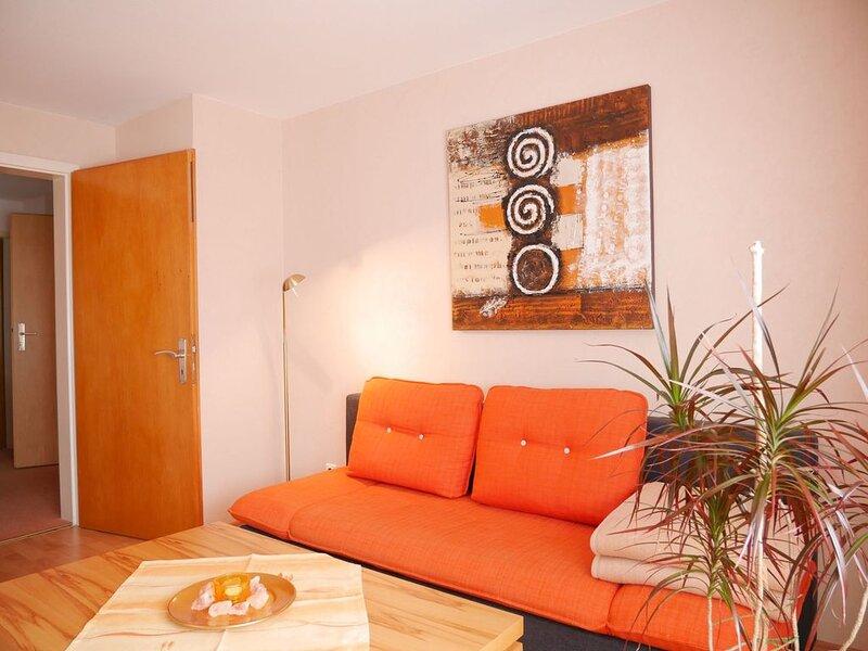 Ferienwohnung, 54qm, 1 Schlafzimmer, 1 Wohn-/Schlafraum, max. 2 Personen, holiday rental in Durbach