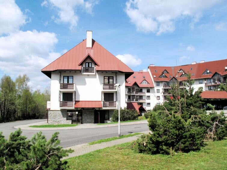 Ferienwohnung Klondajk (HRA120) in Harrachov - 4 Personen, 1 Schlafzimmer, vacation rental in Szklarska Poreba