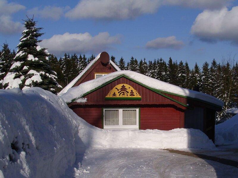 Ferienhaus 'Fuchsbau', vacation rental in Lauenstein