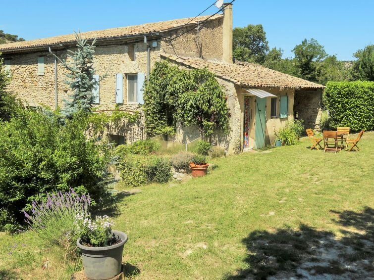 Ferienhaus Chaud'abri (NYS170) in Nyons - 2 Personen, 1 Schlafzimmer, holiday rental in Rousset-les-Vignes