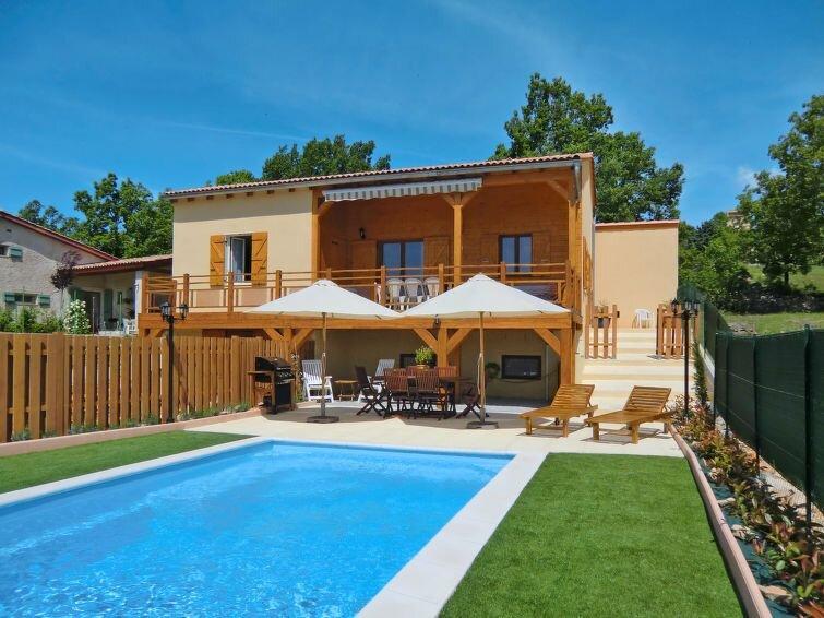 Ferienhaus Lavandula (MLF100) in Mallefougasse - 8 Personen, 3 Schlafzimmer, vakantiewoning in Les Mees
