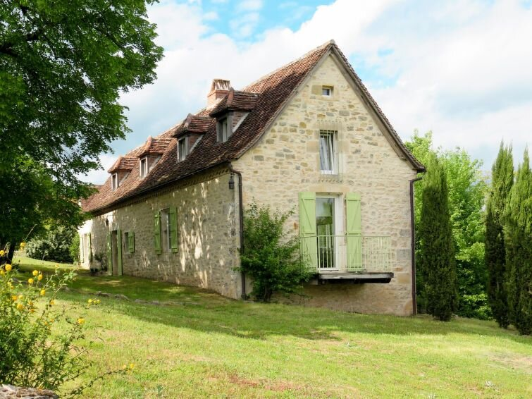 Ferienhaus Le Curée (CRN101) in Carennac - 7 Personen, 3 Schlafzimmer, holiday rental in Rignac