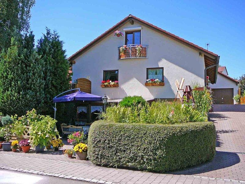 Ferienwohnung 100qm, 3 Schlafzimmer, max. 7 Personen, vacation rental in Bad Saulgau