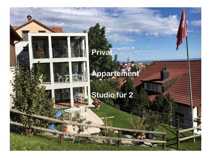 Ferienwohnung Heiden für 2 - 6 Personen mit 3 Schlafzimmern - Ferienwohnung, holiday rental in St. Gallen