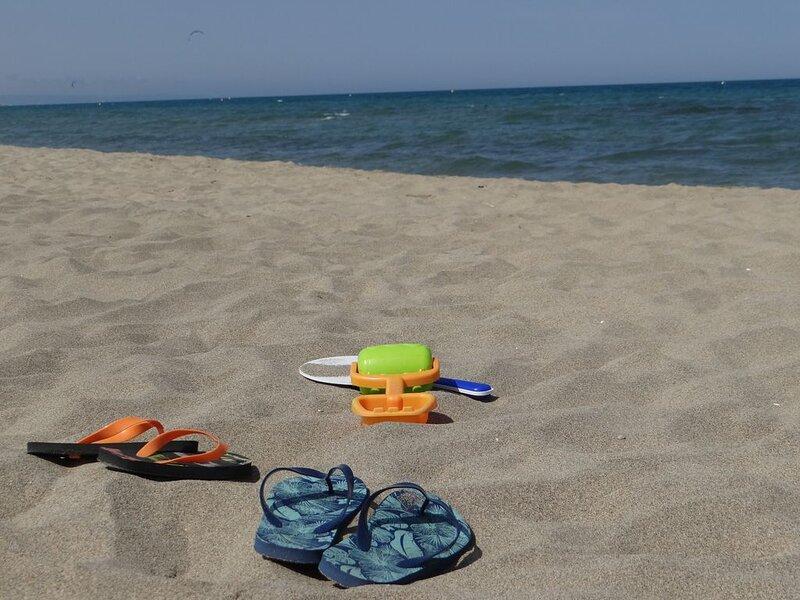 Unvergessliche Ferien im Mobilheim am Mittelmeer, casa vacanza a Port La Nouvelle