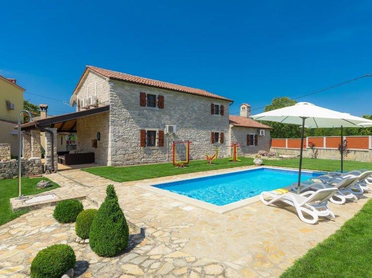 Ferienhaus Bozac in Rovinj - 6 Personen, 3 Schlafzimmer, holiday rental in Foli