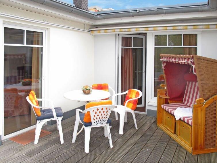 Apartment Haus Luise von Preußen  in Zinnowitz, Usedom - 4 persons, 1 bedroom, holiday rental in Zinnowitz