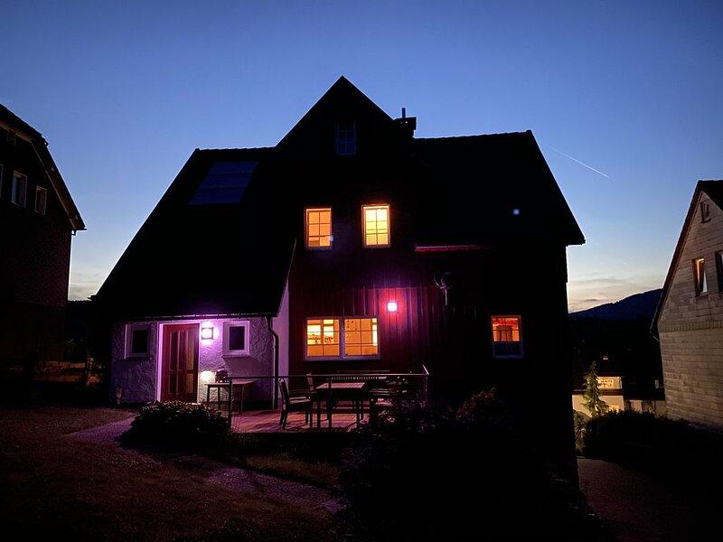 Urlaub zu viert? Das kleine Berghaus wartet schon auf Sie, location de vacances à Hohegeiss