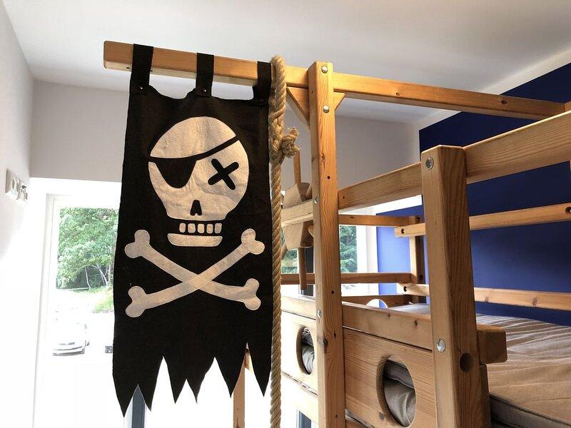 Strandapartment Kapitän Prora, holiday rental in Bergen auf Ruegen