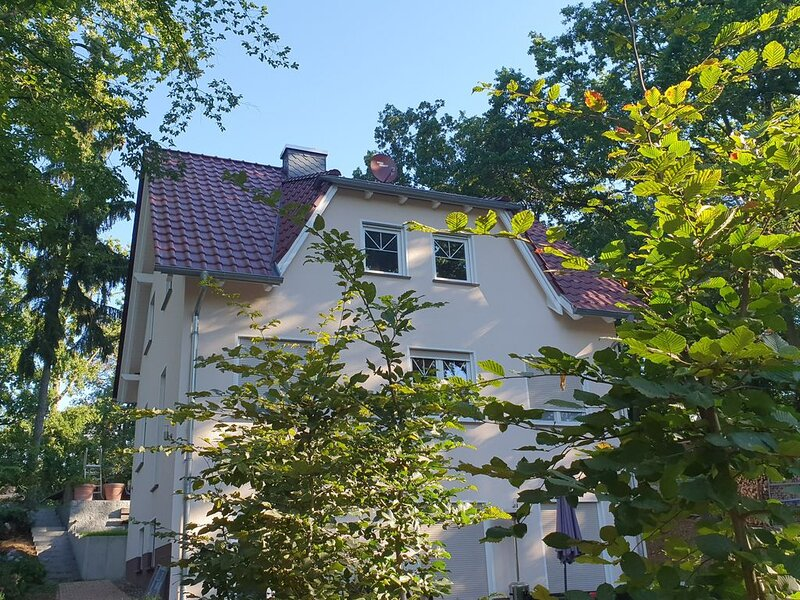Ferienwohnung Glienicke an der grünen und idyllischen Stadtgrenze Berlins, vacation rental in Oberkraemer