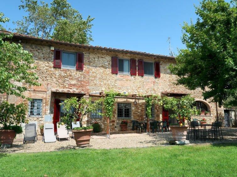 Vacation home Casa Ambrogetta  in San Casciano V.Pesa (FI), Florence and surrou, holiday rental in San Casciano in Val di Pesa